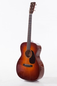 Sunbust guitar